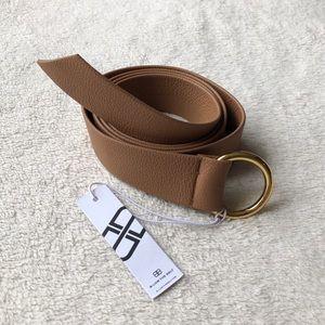 B-Low the Belt Mia Belt in Tan